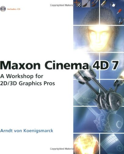 9780201731361: Maxon Cinema 4D 7