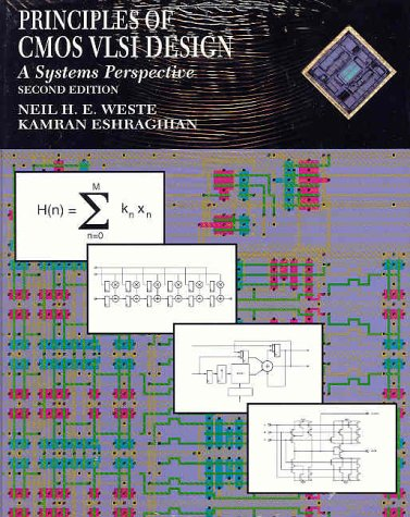 9780201733891: Principles of CMOS VLSI Design: A Systems Perspective with Verilog/VHDL Manual (2nd Edition)