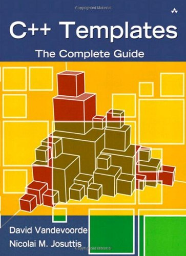 9780201734843: C++ Templates: The Complete Guide