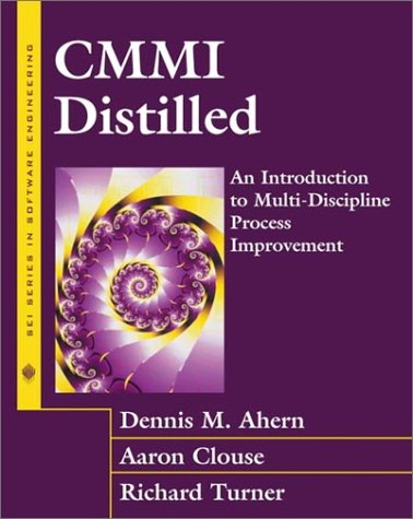 9780201735000: CMMI Distilled: An Introduction to Multi-discipline Process Improvement (SEI Series in Software Engineering)