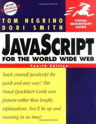 9780201735178: JavaScript for the World Wide Web, Fourth Edition