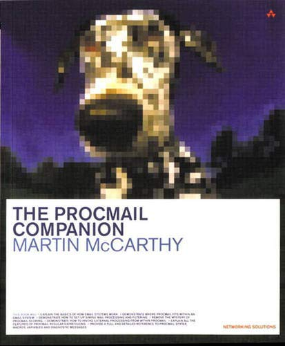 9780201737905: The Procmail Companion (Practical Solutions Series)
