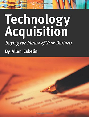 9780201738049: Technology Acquisition: Buying the Future of Your Business