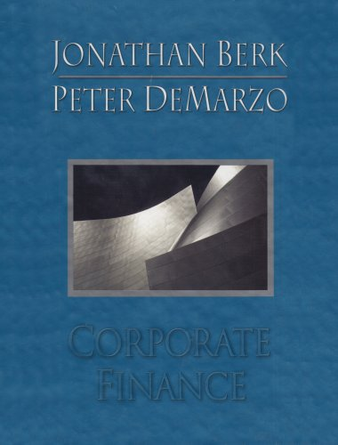 9780201741223: Corporate Finance: United States Edition