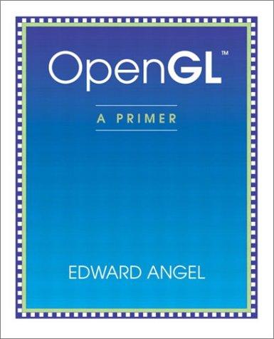 9780201741865: An Opengl 1.2 Primer