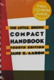 9780201747126: Little Brown Compact Handbook