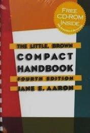 9780201747126: Little Brown Compact Handbook