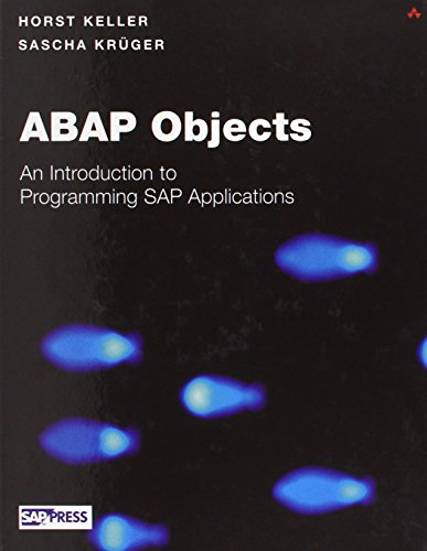 9780201750805: ABAP Objects: Introduction to Programming SAP Applications (SAP Press)