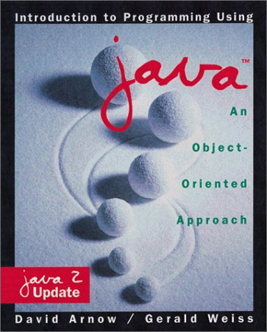 9780201751598: Introduction to Programming Using Java: An Object-Oriented Approach