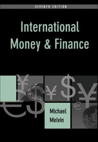 9780201770285: International Money and Finance (7th Edition)