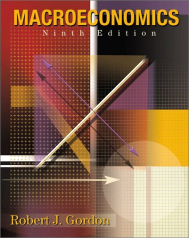 9780201770360: Macroeconomics (9th Edition)