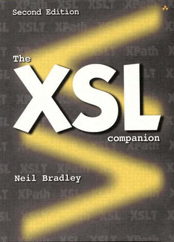 9780201770834: The XSL Companion (2nd Edition)