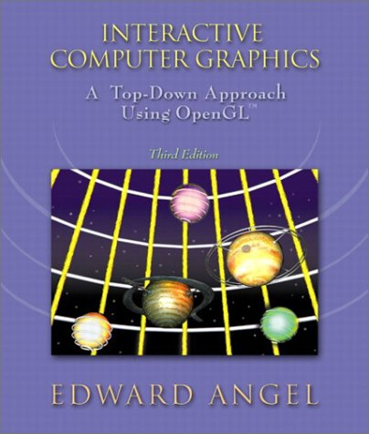 9780201773439: Interactive Computer Graphics: A Top-Down Approach with OpenGL (3rd Edition)