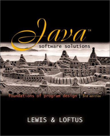 9780201781298: Java Software Solutions: Foundations of Program Design, Update JavaPlace