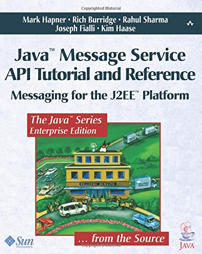 9780201784725: Java¿ Message Service API Tutorial and Reference: Messaging for the J2EE¿ Platform