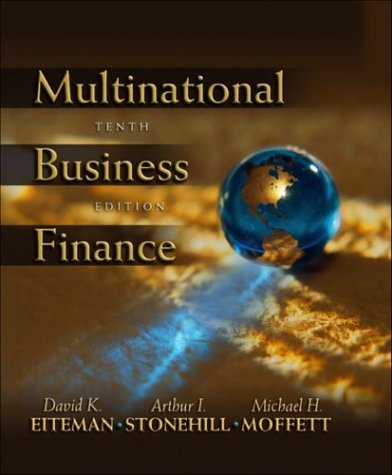 9780201785678: Multinational Business Finance, 10th Edition