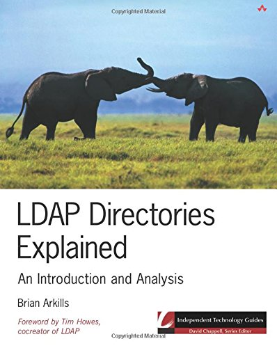 9780201787924: Ldap Directories Explained: An Introduction and Analysis