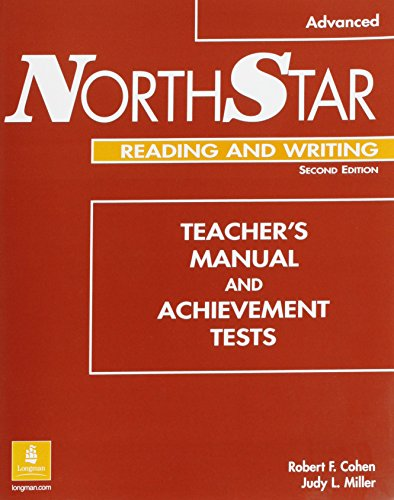 9780201788419: Northstar Reading and Writing, Advanced Teacher's Manual and Tests