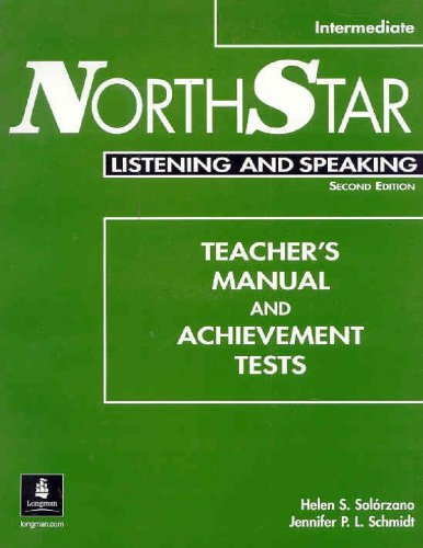 9780201788464: Northstar Listening and Speaking, Intermediate Teacher's Manual and Tests