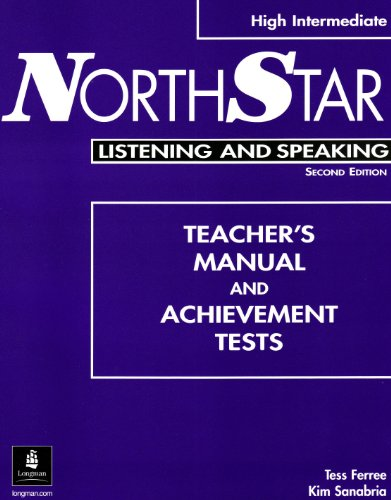 9780201788471: Northstar Listening and Speaking, High-Intermediate Teacher's Manual and Tests