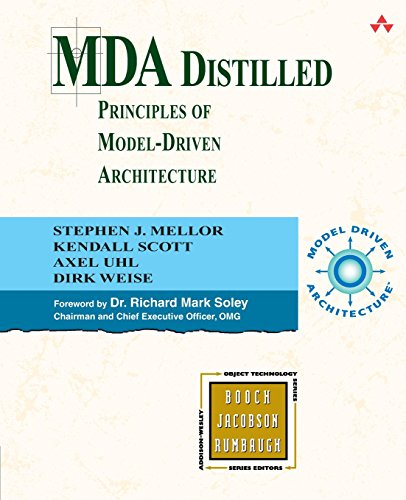 9780201788914: MDA Distilled: Solving the Integration Problem with the Model Driven Architecture (Addison-wesley Object Technology Series)
