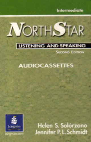 9780201789614: NorthStar Listening and Speaking, Intermediate Audiocassettes