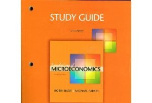 9780201793413: Foundations of Microeconomics