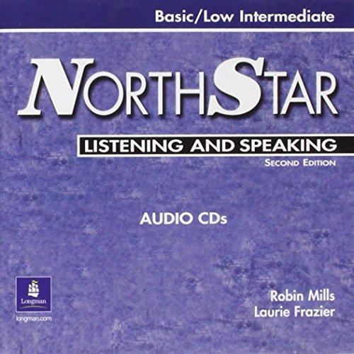 9780201793802: NorthStar Listening and Speaking, Basic/Low Intermediate Audio CD's