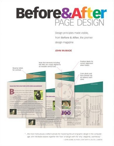 9780201795370: Before & After Page Design