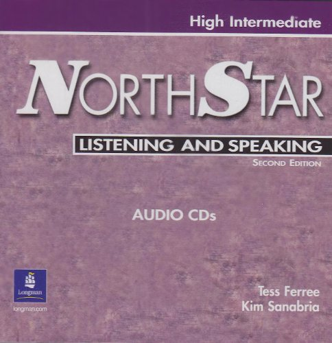9780201799798: NorthStar Listening and Speaking, High-Intermediate Audio CD's