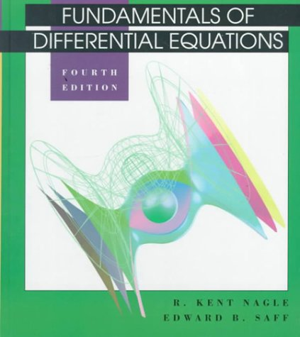 9780201808759: Fundamentals of Differential Equations
