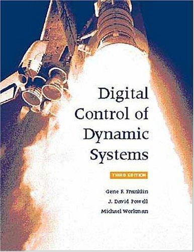 9780201820546: Digital Control of Dynamic Systems