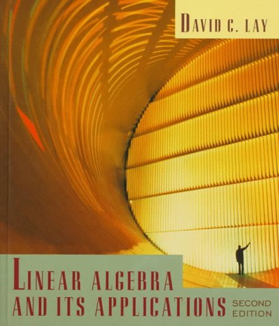 9780201824780: Linear Algebra and Its Applications