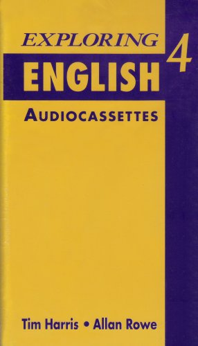 Exploring English (Spanish Edition) (9780201833706) by Tim Harris