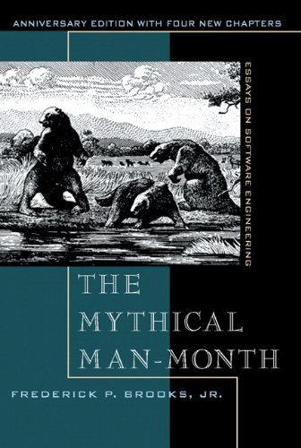 9780201835953: The Mythical Man Month: Essays on Software Engineering