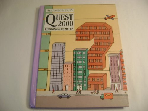 9780201840056: Addison-Wesley Quest 2000: Exploring Mathematics