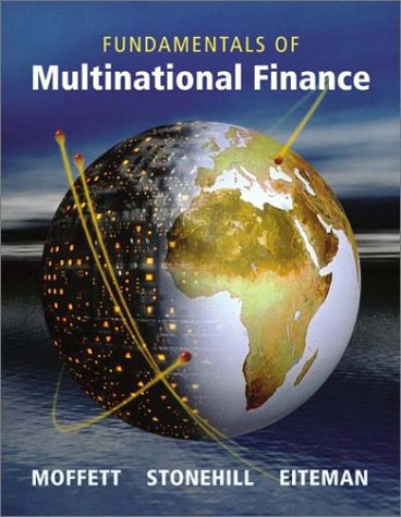 9780201844849: Fundamentals of Multinational Finance