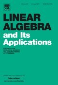 9780201845563: Linear Algebra: And Its Applications