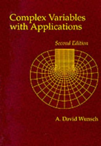 9780201845570: Complex Variables with Applications