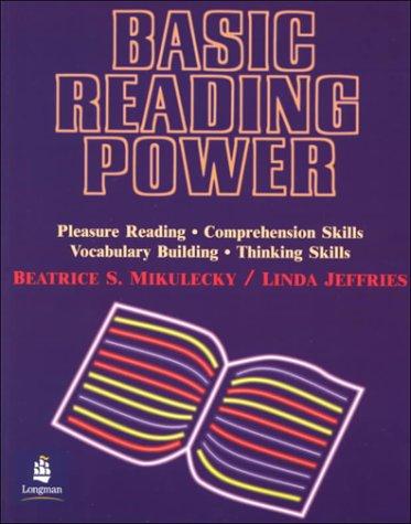 9780201846737: Basic Reading Power