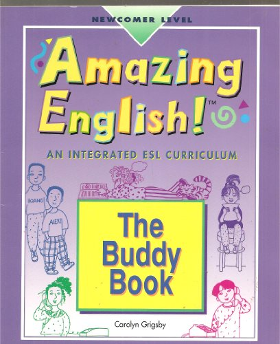 9780201853872: Amazing English! An Integrated ESL Curriculum