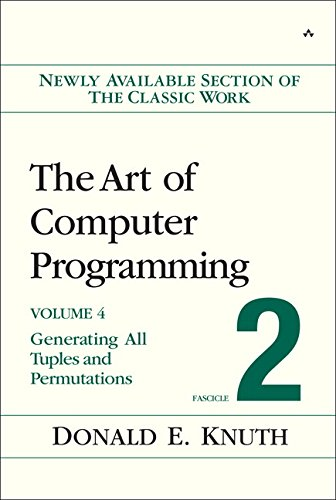 The Art of Computer Programming, Volume 4,: Knuth, Donald E.