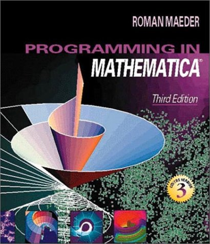 9780201854497: Programming in Mathematica (3rd Edition)