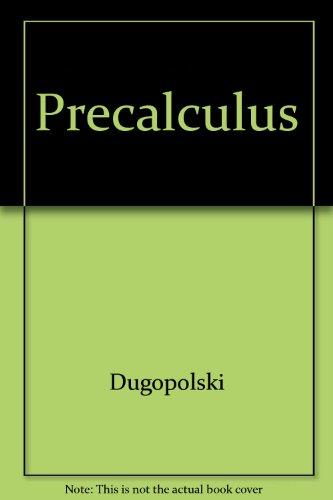 9780201859645: Precalculus