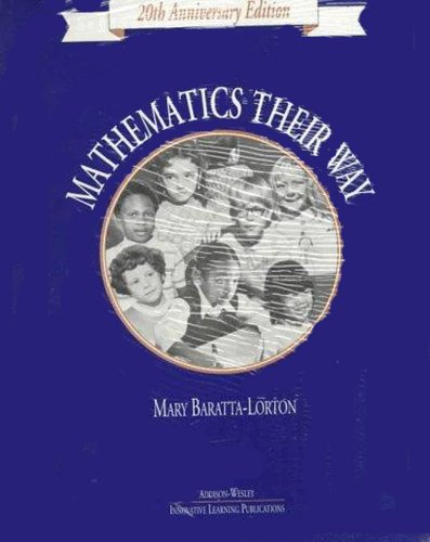 9780201861495: Mathematics Their Way, Spiral-bound Teacher guide plus Blackline Masters