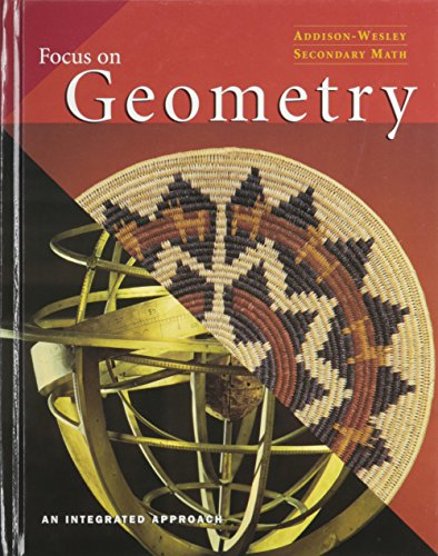 9780201869705: A.W.S.M. FOCUS ON GEOMETRY STUDENT EDITION