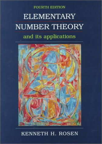 9780201870732: Elementary Number Theory and Its Applications (4th Edition)