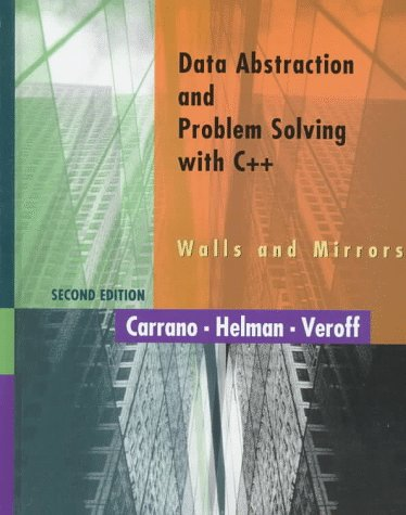 9780201874020: Data Abstraction and Problem Solving With C++: Walls and Mirrors