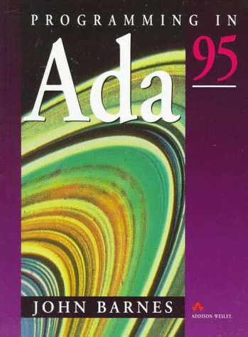 9780201877007: Programming in Ada 95 (International Computer Science Series)