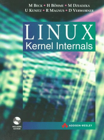9780201877410: LINUX Kernal Internals